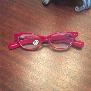 Eyebobs eyeglasses readers +1.25